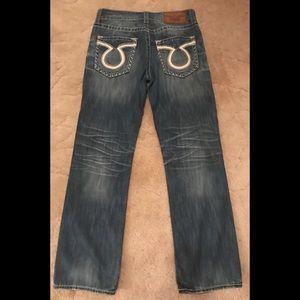 Men's Big Star Jeans 32x32